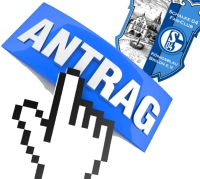Antrag Button